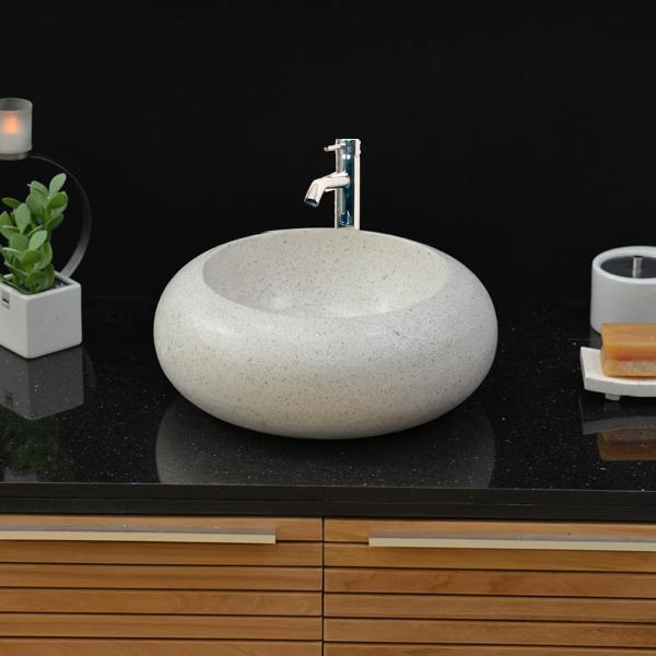 Vasque en Terrazzo à poser
