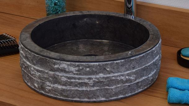 Vasques en marbre