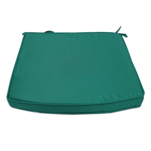 Coussin Vert pour fauteuils fixes