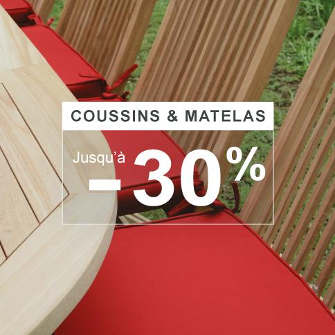 Coussins & matelas